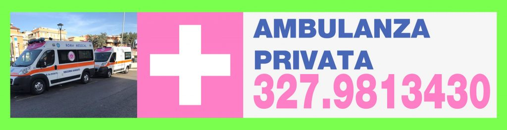 327.9813430 Ambulanze Private Roma Sud - Ambulanza Roma Medical offre Ambulanze per tutto il territorio Romano. Operiamo 24h su 24 tutti i giorni.